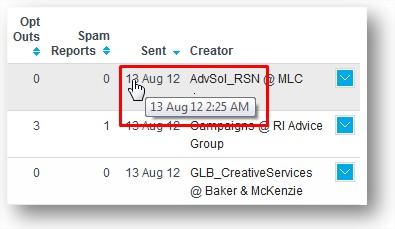 Acc Date Info